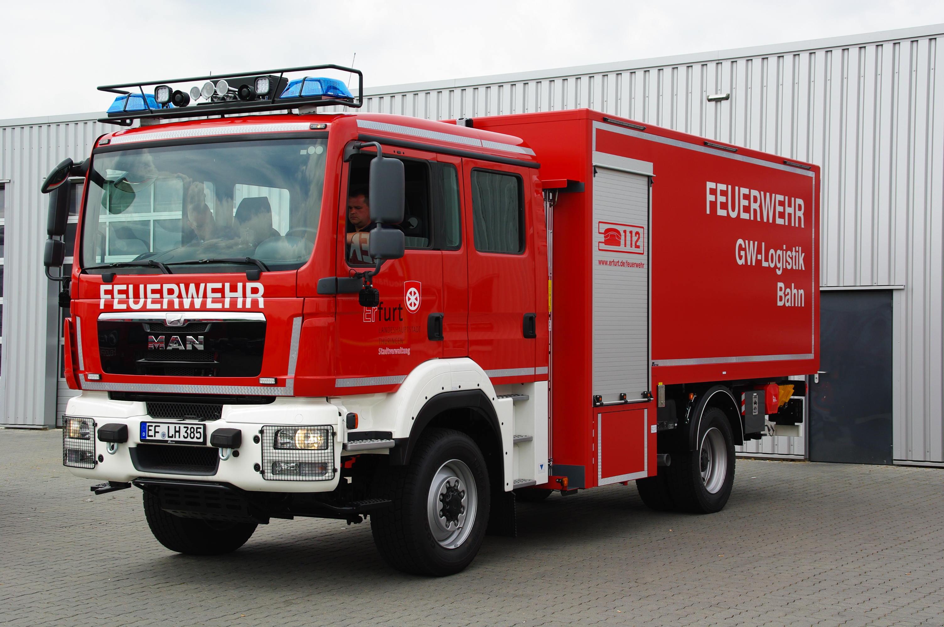 Feuerwehrfahrzeuge - FREYTAG-Karosseriebau